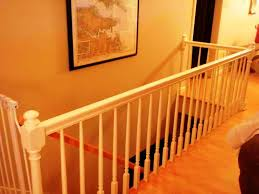 Top Of Stairs Baby Gate Banister HOUSE EXTERIOR AND INTERIOR ... Lilovediy Our 1970s House Makeover Part 6 The Hardwood Stairs Updating A Painted Banister With Gel Stain Special Railings In Home Railing And Kitchen Design Baluster Stair Parts Handrails Balusters Staircase Banister Interior Design Of Your House Style Dust And Banisters Homezada Wonderful Prefinished Stair Handrail Decorations Insight Recessed Plaster Ideas Electoral7com Living Room Antique Style Wood Ceiling Axxys Reflections Oak Glass 12 Step Landing