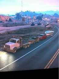 Yo Dawg I Heard You Like To Tow Stuff... (GTA V) : Gaming