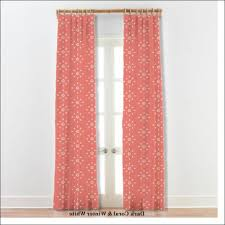 96 Inch Curtains Walmart by Interiors Coral Curtains Walmart Coral Ruffle Curtains 96 Inch