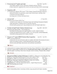 Tutor Resume Skills