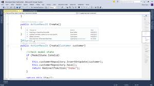 The Enhanced Coding Experience In Visual Studio