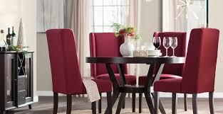 Wayfair Modern Dining Room Sets by Wayfair Kitchen Table Kitchen Espresso Kitchen Table Set 7 Piece