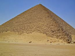 Almost All The Tura Limestone Has Been Taken To Build Buildings In Cairo Displaying Red That Was Embedded Inside Monument