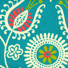Modern Fabric Prints | Shine On - Spring