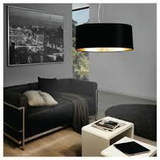 details zu pendelleuchte e27 schwarz stoff wohnzimmer