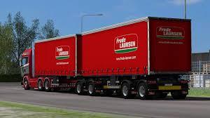 100 World Truck Simulator Profiliner Bdouble By Kast 132 Euro 2 Mod