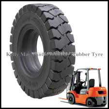 100 Kelly Truck Tires General Service 75016 Solid Forklift Tire 750x16 75016 750x16 No