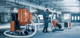 Dustless Tile Removal Utah by Husqvarna Construction Products