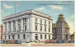 United States Court House and William Penn Branch Post fice 9th