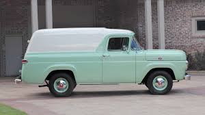 100 1959 Ford Panel Truck F100 F128 Kissimmee 2017