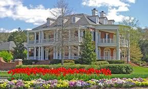 10 000 Square Foot Brick Mansion In Franklin TN