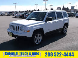 2014 JEEP PATRIOT 4 Door Wagon - Idaho Falls, ID