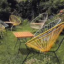 Innit Acapulco Rocking Chair by Quick History The Acapulco Chair Apartment Therapy