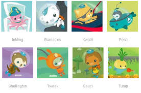 Octonauts To Your Stations