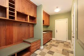 furniture laminate tile flooring with baseboard and mudroom
