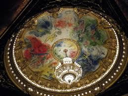 chagall plafond de l opéra garnier