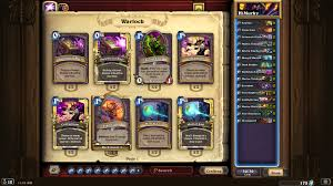 8 wins in a row with my discard murloc warlock deck deck at