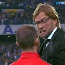 Jürgen Klopp Spricht über NeapelAusraster Und Liebe Zu Liverpool
