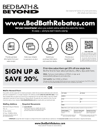 AUGUST 2019 OFFERS Bed Bath Beyond Black Friday 2019 Ad Sale Blackerfridaycom Amazon Fr Coupon Code Bath And Beyond Online Coupons Codes 2018 Baby Registry Print For Bed Brand Discount What Are The 50 Shades Of Grey Books 26 Golden Rules You Must Follow To Save At The Comcast Deals New Customers Coupon 2015 Printable 20 Percent Off Instore Dyson Vacuum Wuerland And Seems To Be Piloting A New Store Format In Abandoned Cart Email Shopping Cart Abandonment