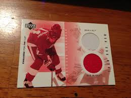 Upper Deck Redemption Problems by Hockey Cards