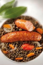 cuisiner des saucisses fum馥s recette lentilles aux saucisses fumées l omnicuiseur vitalité