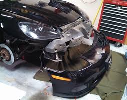 c6 corvette how to install halo corvetteforum