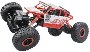 100 Monster Truck Remote Control Dirt Drift Waterproof Led Rock Crawler RC 4 Wheel Drive 118 Scale 24 Ghz
