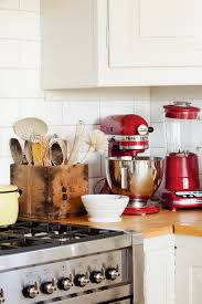 I Love The Red Kitchen Aid Mixer And Blender Want It Sooo Bad