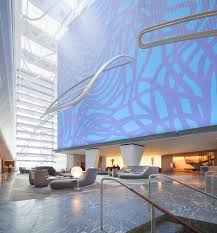 100 Conrad Design Public Spaces At Hilton BSA Awards Boston