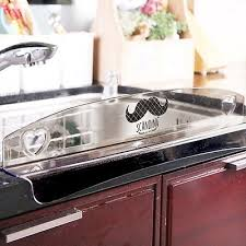 scandina sink water fence kitchen sink water splash guard avoid