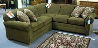 Olive Green Sectional Sofa