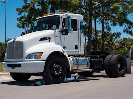 100 Day Cab Trucks For Sale 2020 Kenworth T370 Single Axle Truck Cummins PX7 325HP Automatic 14 Miles Naples FL LM401190 MyLittlesmancom