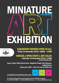 Miniature Art Exhibition 2015