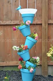 Pot Plants For The Bathroom by Diy Garden Planter U0026 Birds Bath Home Stories A To Z