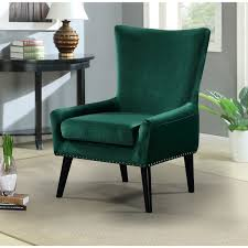 David Green Upholstered High-back Traditional Armchair ... Green Velvet Chair On High Legs Stock Photo Image Of Black Back Ding Chairs Covers Blue Grey Button Modern Luxury Bar Stool Kitchen Counter Stools With Buy Modernbar Backglass Product Vintage Retro Danish High Back Green Lvet Lounge Chair Contemporary Armchair Lvet High Back Blue Armchair Made Walnut Covered With Green The Bessa Liberty In And Brass Pipe Structure Linda Fabric Lounge Amazoncom Fashion Metal Barstool 45 Antique Victorian Parlor Carved Roses Duhome Accent For Living Roomupholstered Tufted Arm Midcentury Set 2 Noble House Amalfi Barrel Emerald