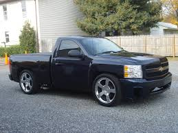 100 Chevy Truck Ss Silverado Regular Cab With Single Lowered Interesting Image