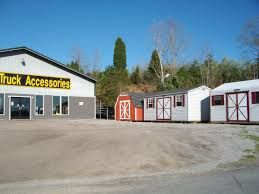 Kingsport, TN Leonard Storage Buildings, Sheds And Truck Accessories