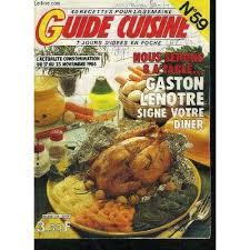 guide cuisine recettes cuisine n 59 40 recettes pour la semaine 7 jours d idees en