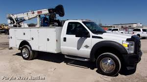 100 2012 Ford Trucks For Sale F550 Super Duty Service Truck Item DK9906 SOLD