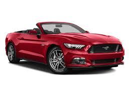 New 2016 Ford Mustang GT Premium 2D Convertible in Lugoff 6427
