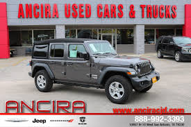 100 Trucks Unlimited San Antonio 2018 Jeep Wrangler For Sale In TX 78262 Autotrader
