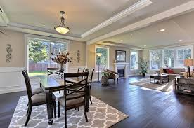 Rugs For Dark Wood Floors Scintillating Floor Dining Room Ideas Best Inspiration Home