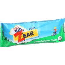 Clif Bar Organic Kid Zbar