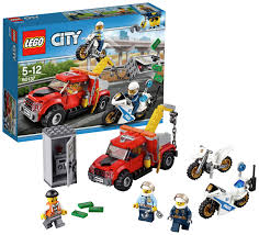 Great Discount LEGO City Tow Truck Trouble - 60137 [EJCBOQZY ...