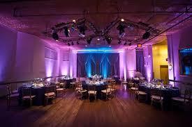 Blue And White Wintery Virginia Wedding Reception Libby Ben