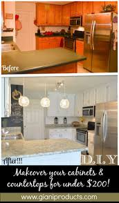 Nuvo Cabinet Paint Video by Best 25 Countertop Paint Kit Ideas On Pinterest Diy Kitchen