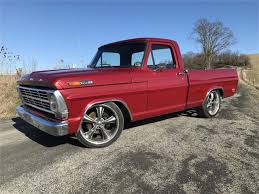 1969 Ford F100 For Sale | ClassicCars.com | CC-1074760