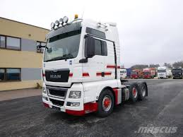 100 Truck Retarder Used MAN TGX 26540 6x44 HYDRODRIVERETARDER Tractor Units Year