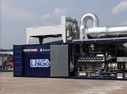Dresser Rand Siemens Deal by Dresser Rand Produces First Lng From Small Scale Plant Lng World