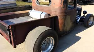 1936 Chevy Truck Hot Rod / Rat Rod - YouTube